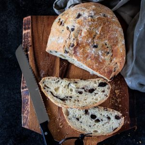 Tradtional Olive Bread
