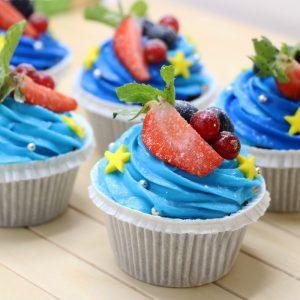 – Sky View Cupcake