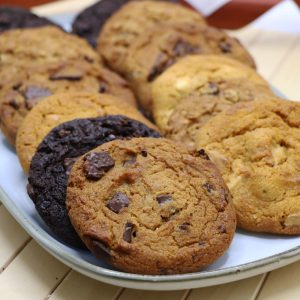 Lovely Cookies Plater
