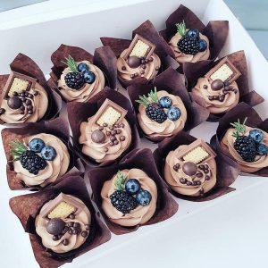 – Chocolate Lover Cupcake